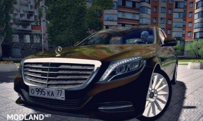 Mercedes-Benz S500 W222 [1.5.0], 1 photo